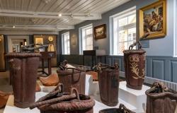 Ny permanent udstilling i Brogade